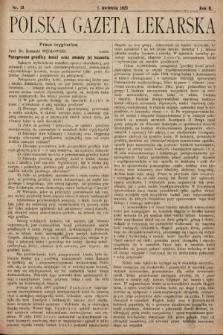 Polska Gazeta Lekarska. 1923, nr13