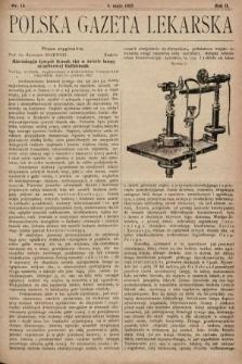 Polska Gazeta Lekarska. 1923, nr18