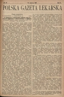 Polska Gazeta Lekarska. 1923, nr23