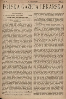 Polska Gazeta Lekarska. 1923, nr24