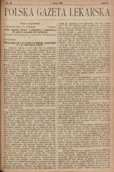 Polska Gazeta Lekarska. 1923, nr26