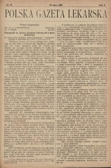 Polska Gazeta Lekarska. 1923, nr30
