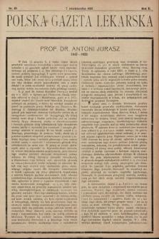 Polska Gazeta Lekarska. 1923, nr40