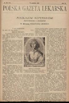 Polska Gazeta Lekarska. 1923, nr50i51