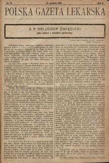 Polska Gazeta Lekarska. 1923, nr52