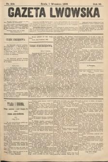 Gazeta Lwowska. 1898, nr203