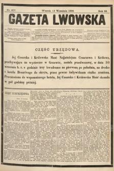 Gazeta Lwowska. 1898, nr207