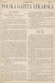 Polska Gazeta Lekarska. 1927, nr50