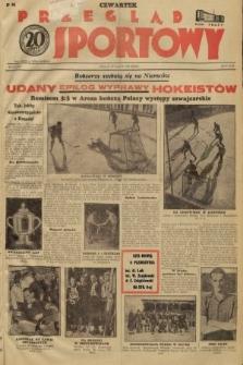 Przegląd Sportowy. 1938, nr8