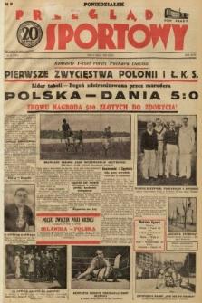 Przegląd Sportowy. 1938, nr37