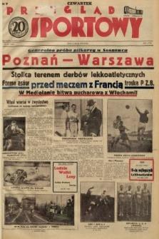 Przegląd Sportowy. 1938, nr38