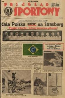 Przegląd Sportowy. 1938, nr44