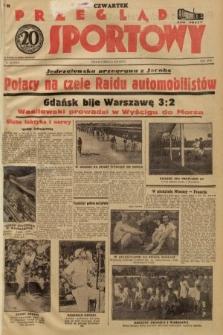 Przegląd Sportowy. 1938, nr52