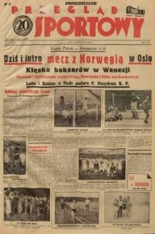 Przegląd Sportowy. 1938, nr63