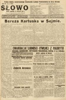 Słowo. 1937, nr9