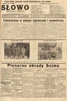 Słowo. 1937, nr20