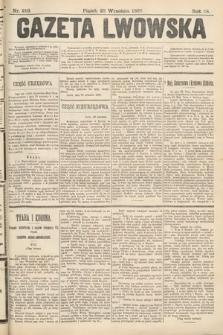 Gazeta Lwowska. 1898, nr216