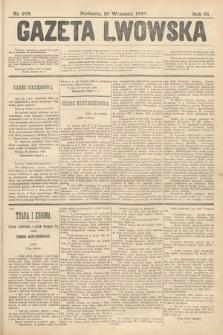 Gazeta Lwowska. 1898, nr218