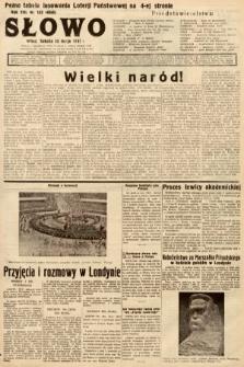Słowo. 1937, nr132