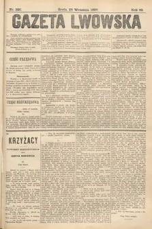 Gazeta Lwowska. 1898, nr220