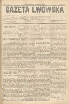 Gazeta Lwowska. 1898, nr221