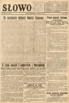 Słowo. 1939, nr15