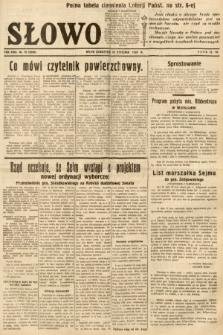 Słowo. 1939, nr18