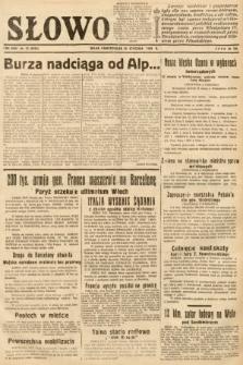 Słowo. 1939, nr22