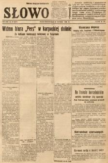 Słowo. 1939, nr29 (wydanie drugie po konfiskacie)