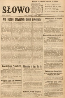 Słowo. 1939, nr49