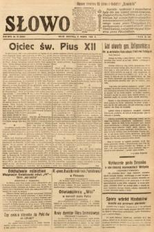 Słowo. 1939, nr63