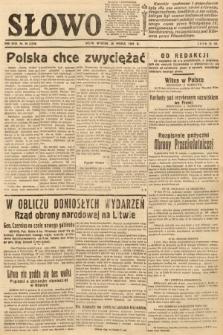 Słowo. 1939, nr86