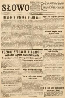 Słowo. 1939, nr99