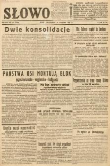 Słowo. 1939, nr111
