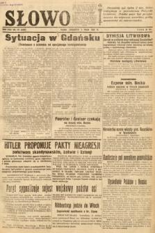 Słowo. 1939, nr121