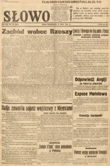 Słowo. 1939, nr125