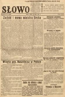 Słowo. 1939, nr127