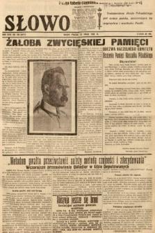 Słowo. 1939, nr129