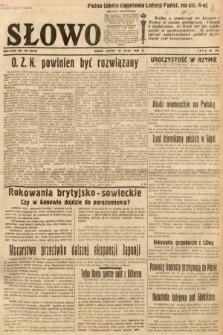 Słowo. 1939, nr136