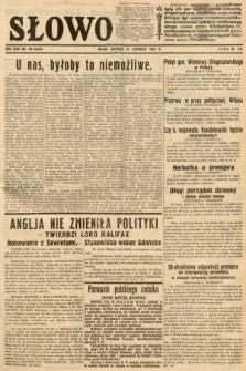 Słowo. 1939, nr160