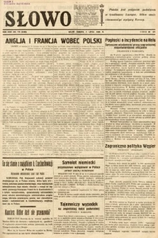 Słowo. 1939, nr178
