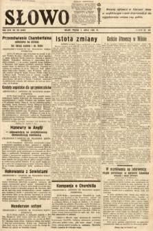Słowo. 1939, nr184