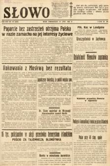 Słowo. 1939, nr187