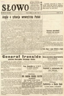 Słowo. 1939, nr196