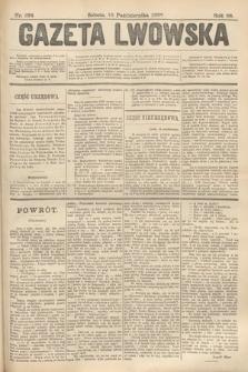 Gazeta Lwowska. 1898, nr234