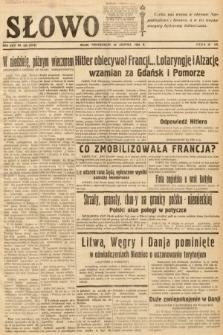 Słowo. 1939, nr236