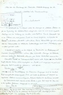 """Marian Smoluchowski, """"Notiz über Berechnung der Brown'schen Molekularbewegung bei der Ehrenhaft-Millikan'schen Versuchsanordnung"""""""