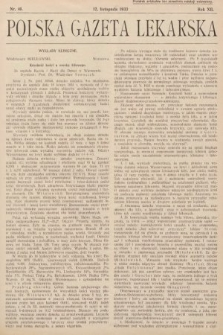 Polska Gazeta Lekarska. 1933, nr46