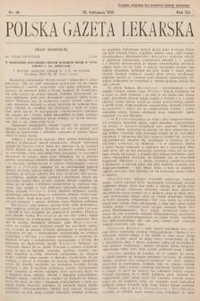 Polska Gazeta Lekarska. 1933, nr48