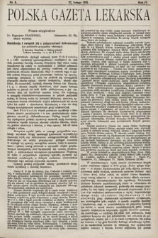 Polska Gazeta Lekarska. 1925, nr8